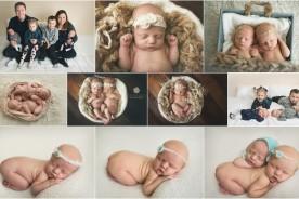 Plainfield IL Newborn Photographer | Krista Ann Photography | www.kristaannphotography.com